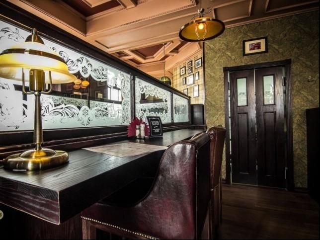 стейк-меню - Picture of Steak House & Pub Soho, Vladimir - Tripadvisor | 483x644